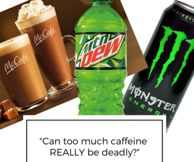 """""""Can too much caffeine REALLY be deadly?"""""""