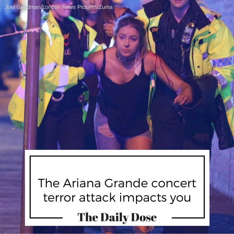 The Ariana Grande concert terror attack impacts you