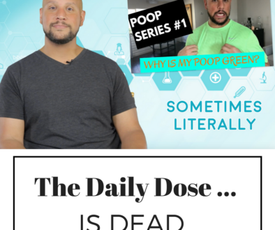 The Daily Dose is Dead